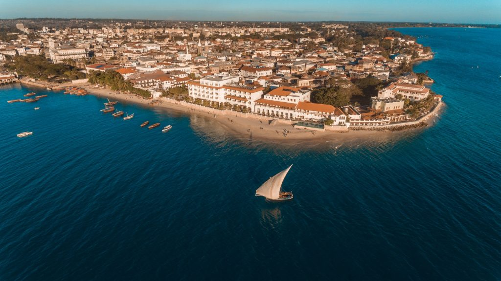 historical stone town, Zanzibar